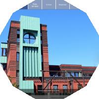 Сайт многоцелевой строительной компании. Основной упор фирмы: вентилируемые фасады. [Октябрь 2016 г.]