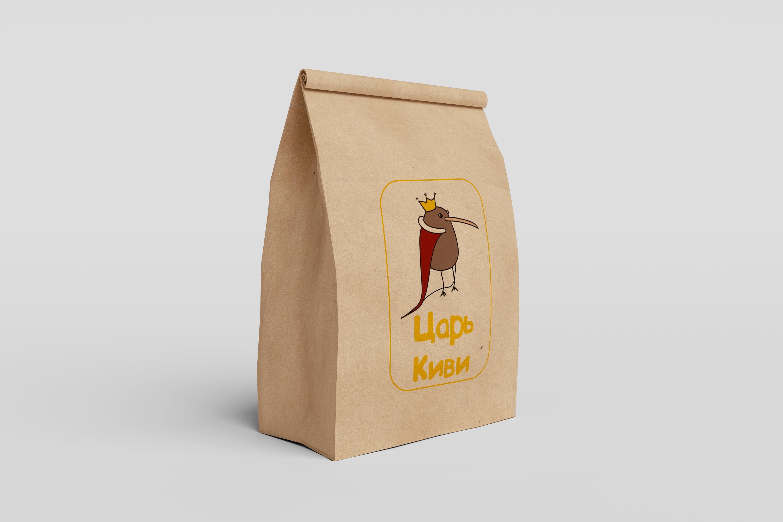 """Доработать дизайн логотипа кафе-кондитерской """"Царь-Киви"""" фото f_4065a083b66113cf.jpg"""