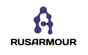 Разработка логотипа технологического стартапа РУСАРМОР фото f_4415a0c5ded61029.jpg