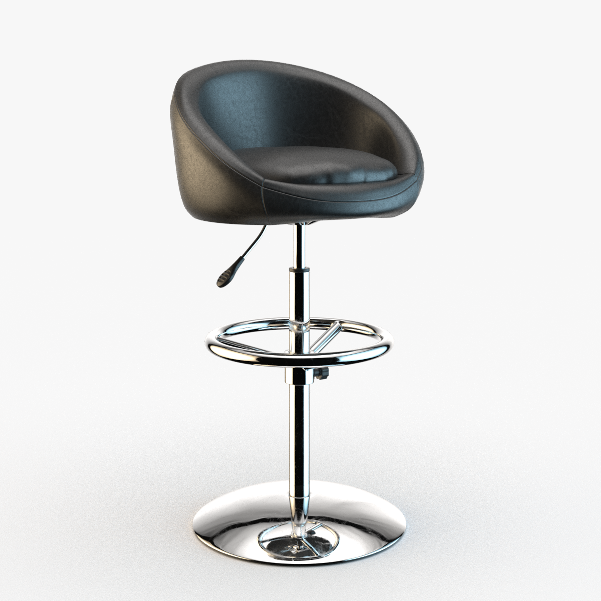 Zuo Concerto Bar Chair