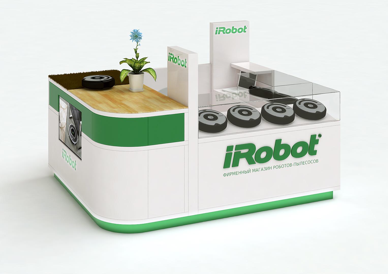 Киоск IRobot