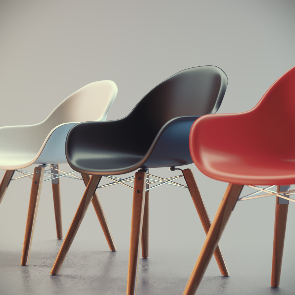 Zuo Tidal Dining Chair