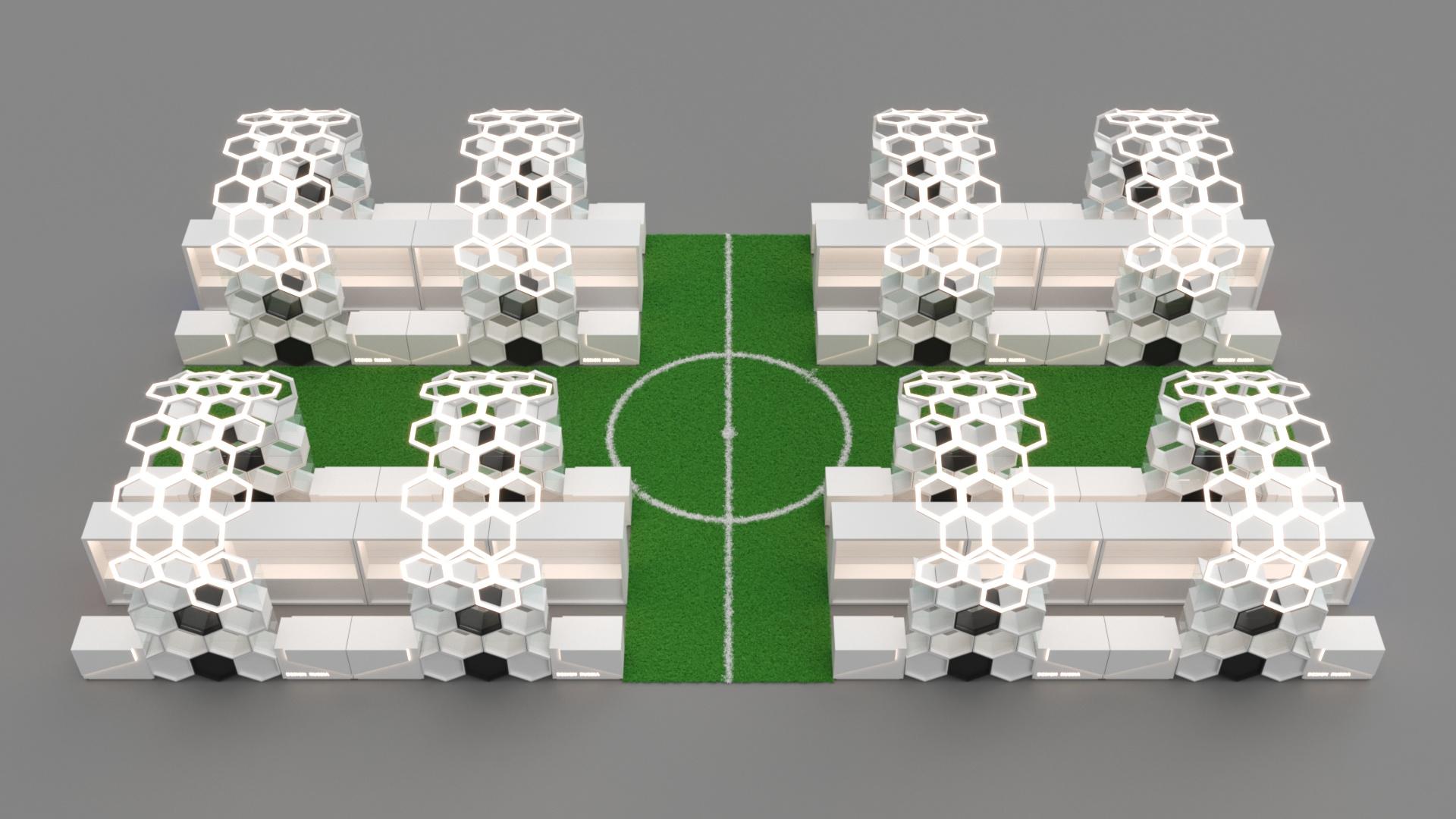 Футбольная ярмарка