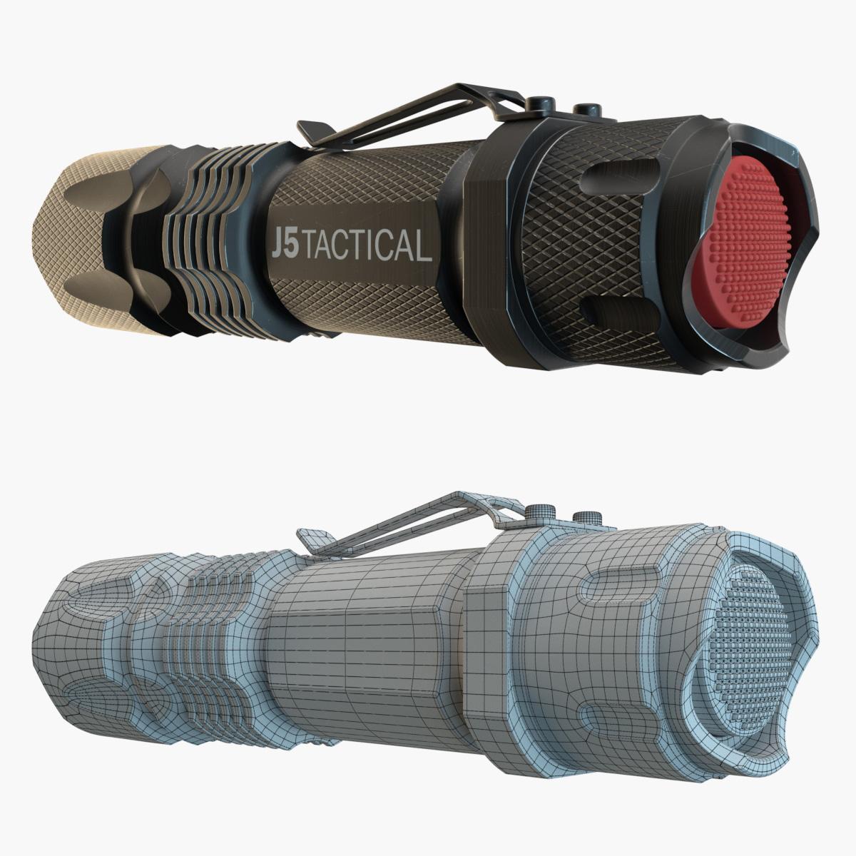 J5 Tactical Flashlight