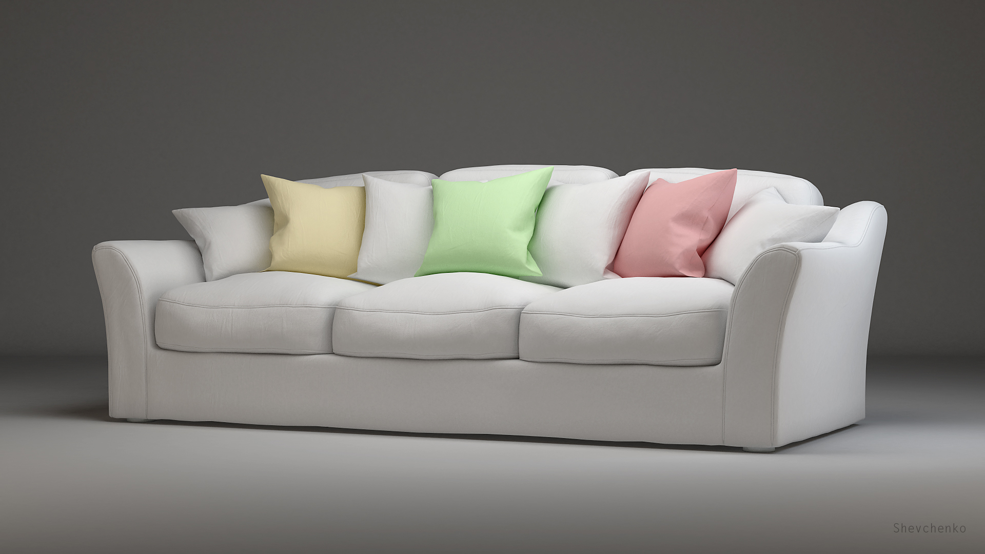 """Ville Venete """"Long Island"""" sofa"""