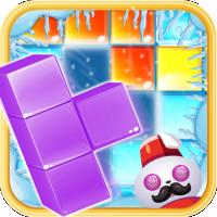 Block puzzles winter style