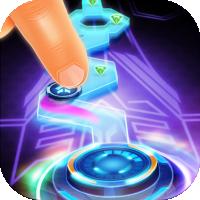Графика для приложения. Follow the Line : Glow Style
