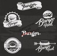 Burgers/Lettering