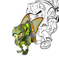 Beetle zombie