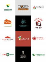 много логотипов 1