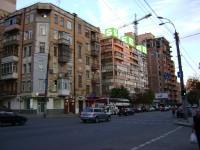 Дизайн накрышной рекламной конструкции для SEB Банк