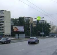 Дизайн накрышной рекламной конструкции для КОНВЕРСБАНК