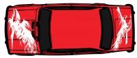 "Дизайн кузовного тюнинга ВАЗ-21013 ""Жигули"" для Ермолина Ю.Н. (вариант-10)"