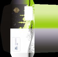 """Дизайн евро-конверта для Турагентства """"Космос Тревел Стар"""" (вариант-7)"""