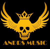 Дизайн логотипа для ANDRS MUSIC - Gold Stile