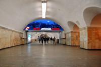Дизайн настенной 3D графики в метрополитене для Coliseum, STUDENTLAND TM (вид-2)