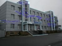 """Дизайн архитектурной светодиодной инсталяции для Отеля """"5 Океан"""" (вариант-22)"""