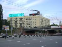 Дизайн накрышной конструкции для SIEMENS
