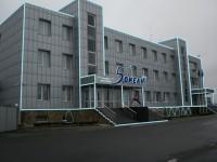 """Дизайн архитектурной светодиодной инсталяции для Отеля """"5 Океан"""" (вариант-1)"""