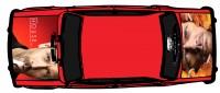 "Дизайн кузовного тюнинга ВАЗ-21013 ""Жигули"" для Ермолина Ю.Н. (вариант-38)"