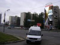 Дизайн накрышной рекламной конструкции + брандмауэра для Toyota