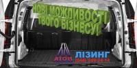 """Дизайн рекламы на бигборде для лизинговой компании """"АТОН-XXI"""" (вариант-10)"""