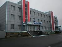 """Дизайн архитектурной светодиодной инсталяции для Отеля """"5 Океан"""" (вариант-13)"""