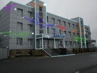 """Дизайн архитектурной светодиодной инсталяции для Отеля """"5 Океан"""" (вариант-40)"""