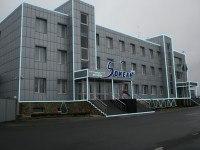 """Дизайн архитектурной светодиодной инсталяции для Отеля """"5 Океан"""" (вариант-44)"""