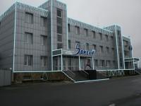 """Дизайн архитектурной светодиодной инсталяции для Отеля """"5 Океан"""" (вариант-45)"""