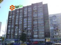 Дизайн накрышной рекламной конструкции для Надра Банк