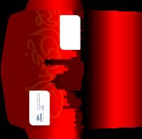 """Дизайн евро-конверта для Турагентства """"Космос Тревел Стар"""" (вариант-9)"""