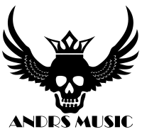 Дизайн логотипа для ANDRS MUSIC - Black Stile
