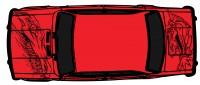 "Дизайн кузовного тюнинга ВАЗ-21013 ""Жигули"" для Ермолина Ю.Н. (вариант-28)"