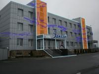 """Дизайн архитектурной светодиодной инсталяции для Отеля """"5 Океан"""" (вариант-33)"""