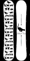 Дизайн сноуборда Black Cat stile