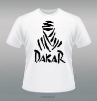 """Дизайн и изготовление футболки """"DAKAR"""""""