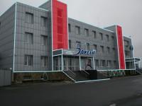 """Дизайн архитектурной светодиодной инсталяции для Отеля """"5 Океан"""" (вариант-8)"""