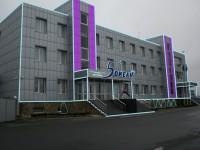 """Дизайн архитектурной светодиодной инсталяции для Отеля """"5 Океан"""" (вариант-15)"""