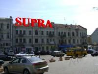 Дизайн накрышной конструкции для SUPRA (вариант-6)