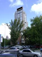 Дизайн накрышной рекламной конструкции для ARISTON (вариант-3)