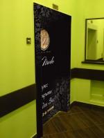 Внешнее брендирование лифта для Ресторана De Marko