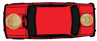 "Дизайн кузовного тюнинга ВАЗ-21013 ""Жигули"" для Ермолина Ю.Н. (вариант-34)"