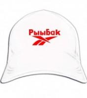"""Дизайн и изготовление бейсболки """"РыыБак"""""""