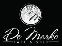 Дизайн логотипа для ресторана De Marko (вариант-2)