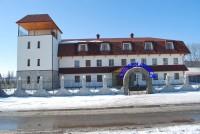 """Дизайн вывески над входом для Готеля """"Стара вежа"""" (вариант-3)"""
