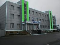 """Дизайн архитектурной светодиодной инсталяции для Отеля """"5 Океан"""" (вариант-14)"""