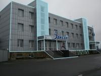 """Дизайн архитектурной светодиодной инсталяции для Отеля """"5 Океан"""" (вариант-5)"""