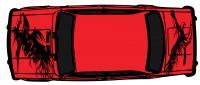 "Дизайн кузовного тюнинга ВАЗ-21013 ""Жигули"" для Ермолина Ю.Н. (вариант-7)"
