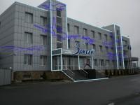 """Дизайн архитектурной светодиодной инсталяции для Отеля """"5 Океан"""" (вариант-23)"""